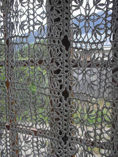 1000+ images about Crochet Curtains on Pinterest   Madeira ...