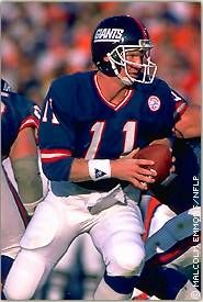 Super Bowl XXI: Phil Simms, QB, New York Giants | 22-25 268 yds 3 TD