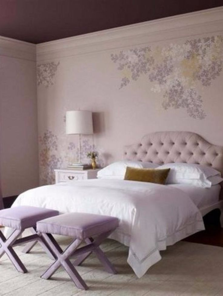 Light Purple Bedrooms Endearing Best 25 Light Purple Bedrooms Ideas On Pinterest  Light Purple . Inspiration Design