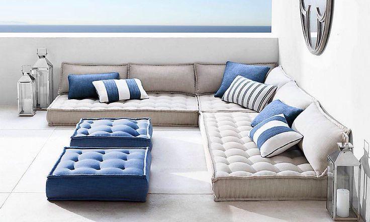 Cojin roof outdoor furniture pinterest poltrona for Cojin sofa exterior