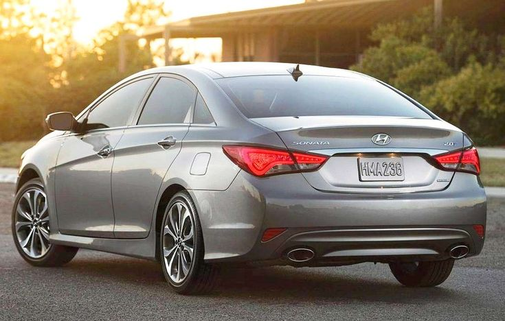 2019 Hyundai Sonata Review and Engine Specs