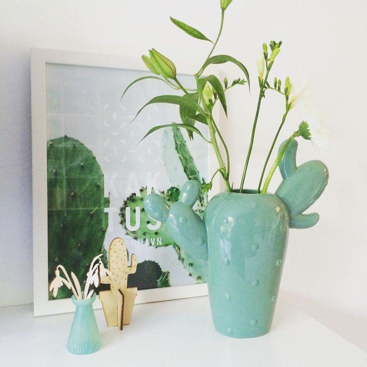 De vrolijkste accessoires van HEMA. Ook voor als je geen groene vingers hebt. #HEMAwonen #cactus