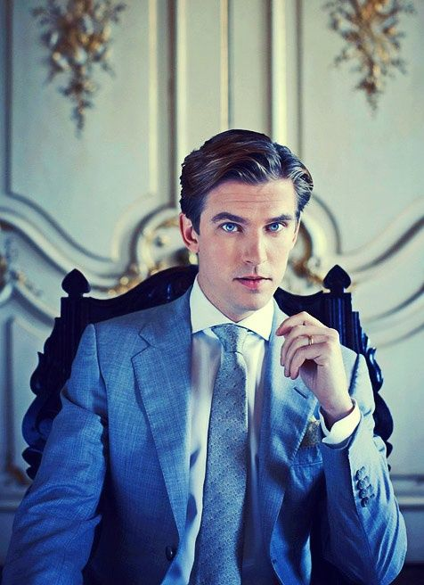 Dan Stevens as Matthew Crawley ~Downton Abbey~