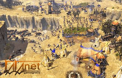 Age of Empire 3 Full Version (AoE 3)