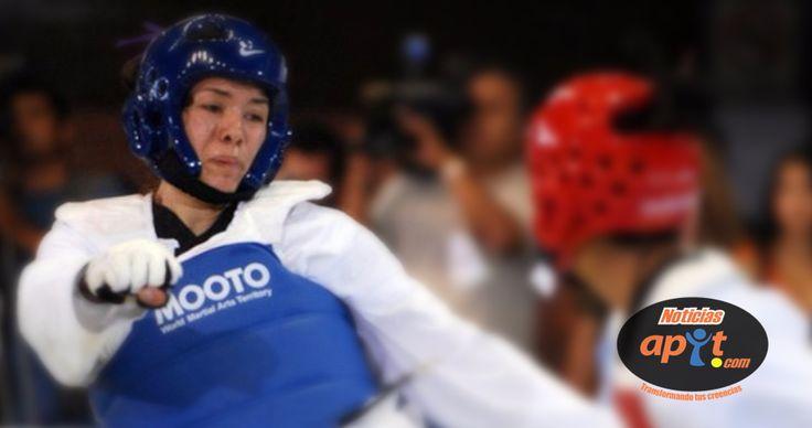 México suma otra medalla en Mundial de Taekwondo, ahora de la mano de María del Rosario Espinoza