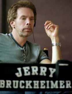 producer Jerry Bruckheimer