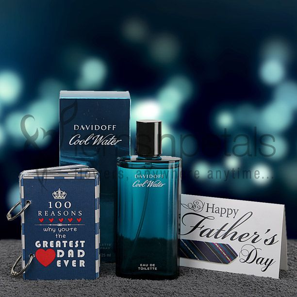 A #father does more than a million of things for his child. This #Father's #Day, give him hundred reasons why he is the greatest #dad along with his favorite bottled incense.