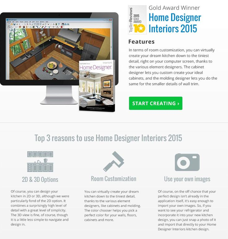 The Best Kitchen Design Software Of 2015 | Top Ten Reviews