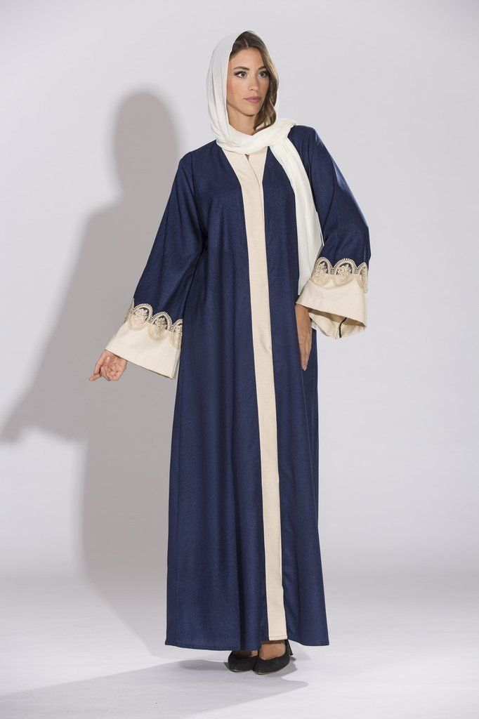 Angelina Abaya by Asta Creations