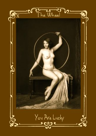 TAROT Erotica by Lori Walls New/RARE - CAD 8374