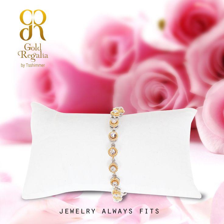 Jewelry Always Fits EDWINA - #Diamond #Bracelets : https://goo.gl/W4o3ol #WomensJewelry #ClassyJewelry #DiamondJewelry #DiamondRing