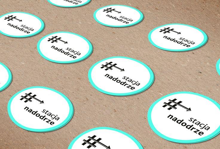 STACJA NADODRZE #branding #graphicdesign #nadodrze http://imagency.pl/ff-portfolio/stacja-nadodrze/