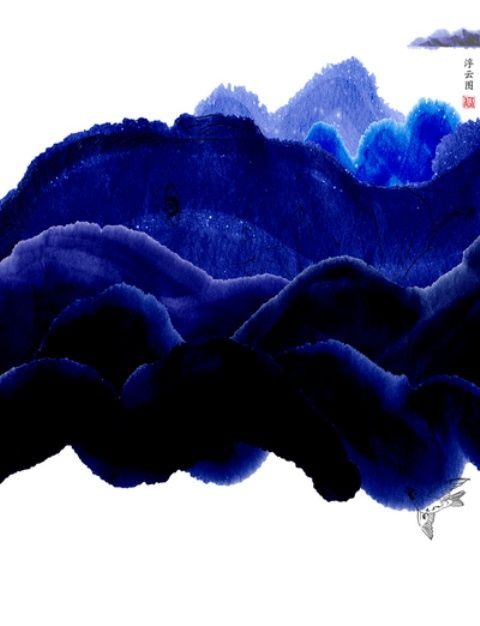 www.organicmatterscollections.com loves...  Flow by Xiang Gao    aka I Am GAO