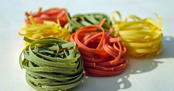 The best homemade pasta ever. Simpler than you think. Tastes better than you could imagine