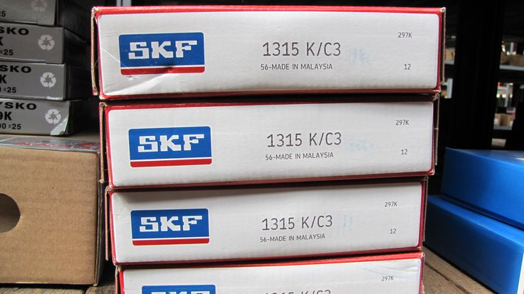 Self-aligning Ball Bearing 1315 K/C3 SKF. Price: 109 EURO