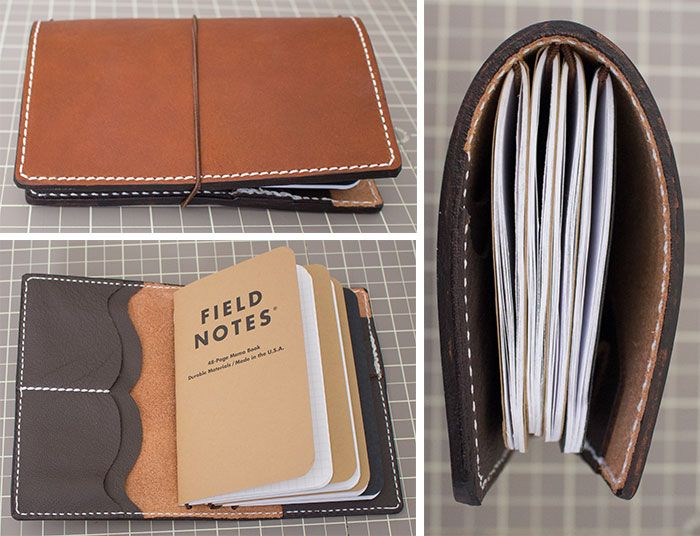 Review & Compare | Chic Sparrow & Foxy Fix Notebook Covers
