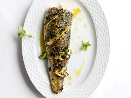 garlic sumac olive oil and lemon hake with olive oil butter and lemon ...