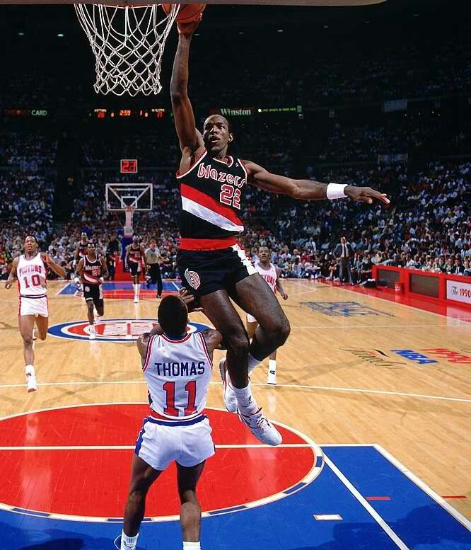 """Portland Trail Blazers Roster 1992: 72 Best Images About Clyde """"The Glide"""" Drexler On"""