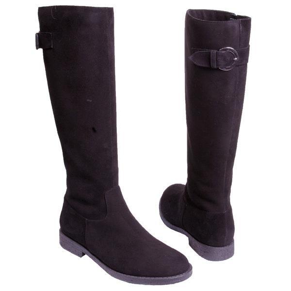 Женская зимняя обувь на каблуке со скидкой