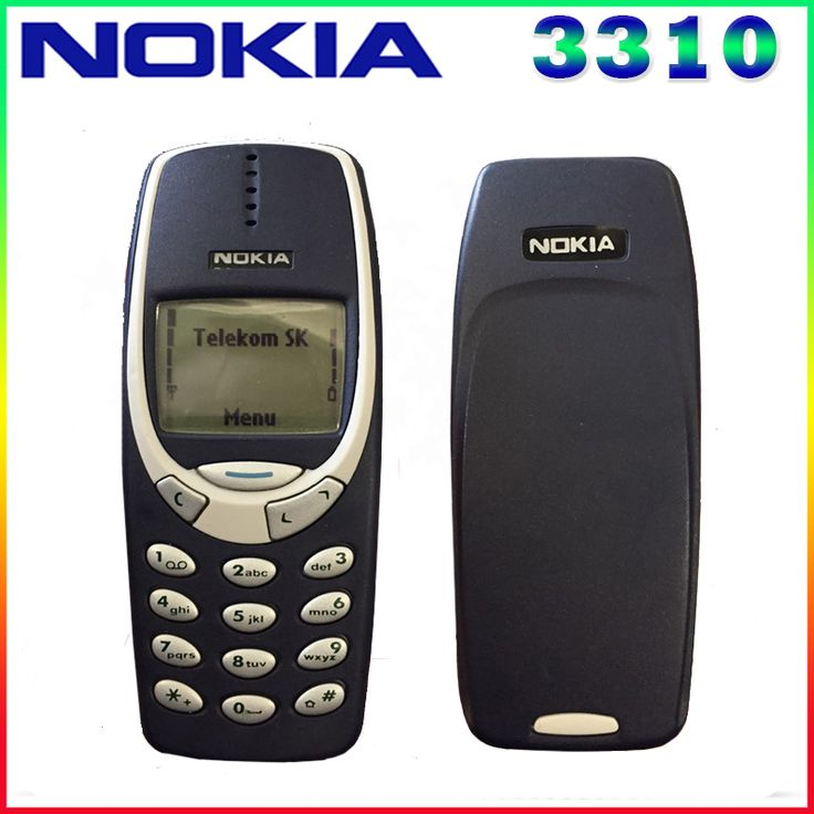 Free shipping Original Nokia 3310 cheap phone unlocked GSM 900/1800 with russian& Arabic keyboard multi language 1 year warranty
