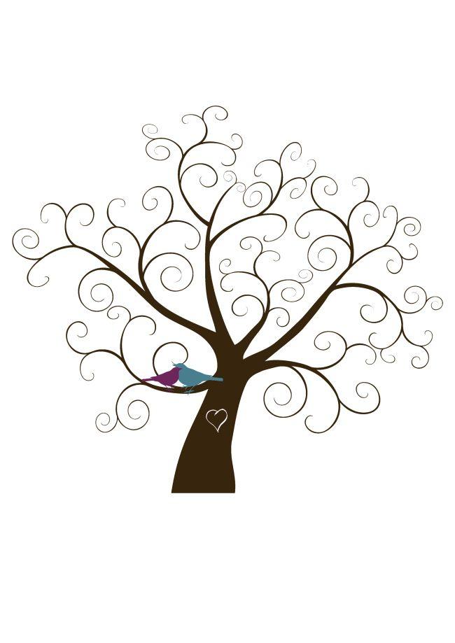 Plantilla árbol de huellas                                                                                                                                                                                 Más