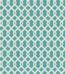 Home Decor Upholstery Fabric-Waverly Ellis / Turquoise
