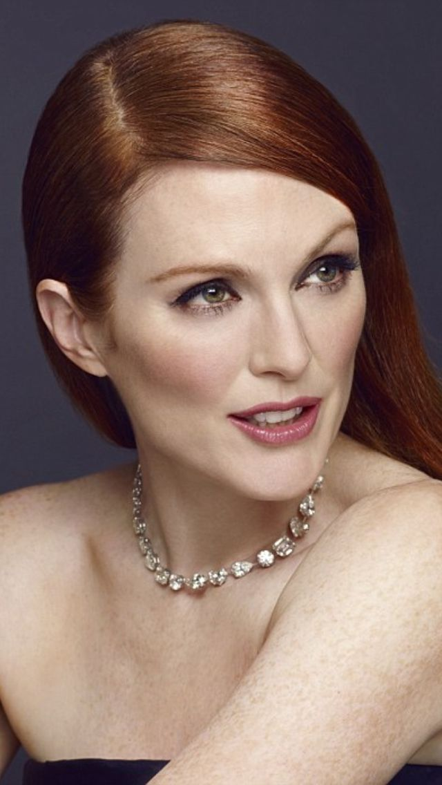 Julianne Moore: 'My 50s are my most important years'