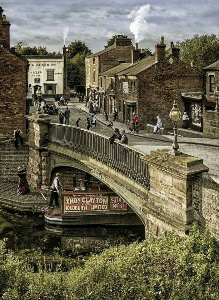 Black Country Living Museum.