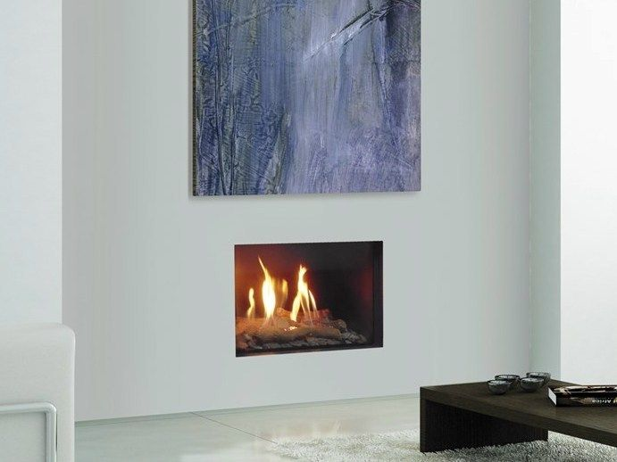Download the catalogue and request prices of gas fireplace insert Firenze | gas fireplace insert to manufacturer Italkero