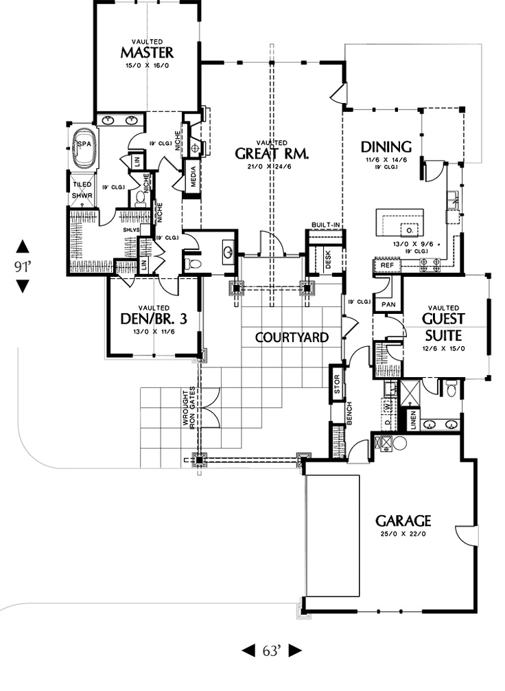 17 Best Images About House Plans I Like On Pinterest
