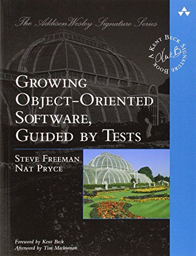 Growing Object-Oriented Software, Guided by Tests by Steve Freeman http://www.amazon.com/dp/0321503627/ref=cm_sw_r_pi_dp_qlIqvb1AT8442