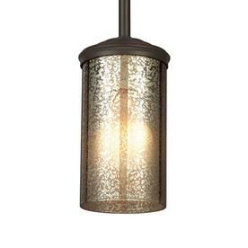 sea gull lighting sfera autumn bronze minipendant light with cylindrical shade at destination lighting