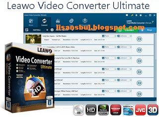 Lisans Bul: Leawo Video Converter Ultimate Key Serial