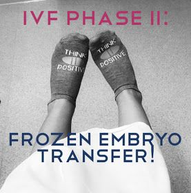While my pregnancy from my frozen embryo transfer, unfortunately ended in a miscarriage , it was still technically a successful transfer wh...