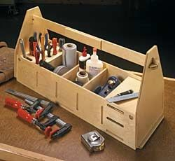 Toolbox Woodworking Plans - Instructions on how to build a variety ...