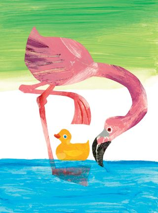 Eric Carle Blog: South for the Winter