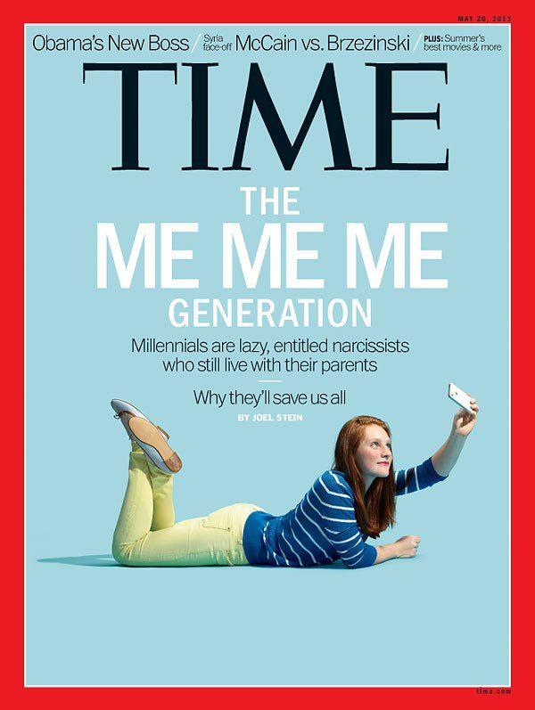 Millennials: The Me Me Me Generation