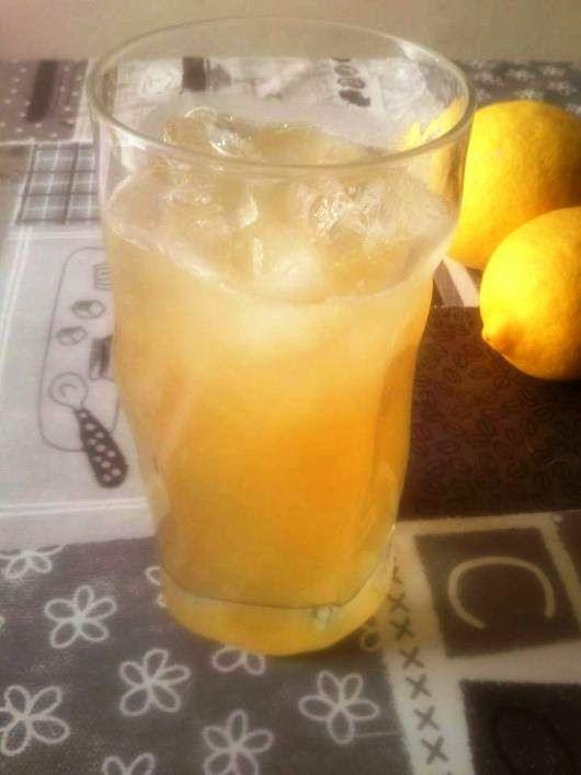 H μάνα του ... λόχου: Λεμονάδα (πως κάνουμε συμπυκνωμένο χυμό)