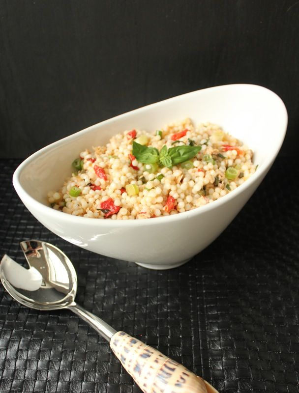 Israeli Couscous And Tuna Salad Another Great Barefoot