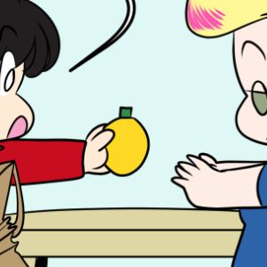 Check out the comic Bootleg Cookie :: Lemon Juice