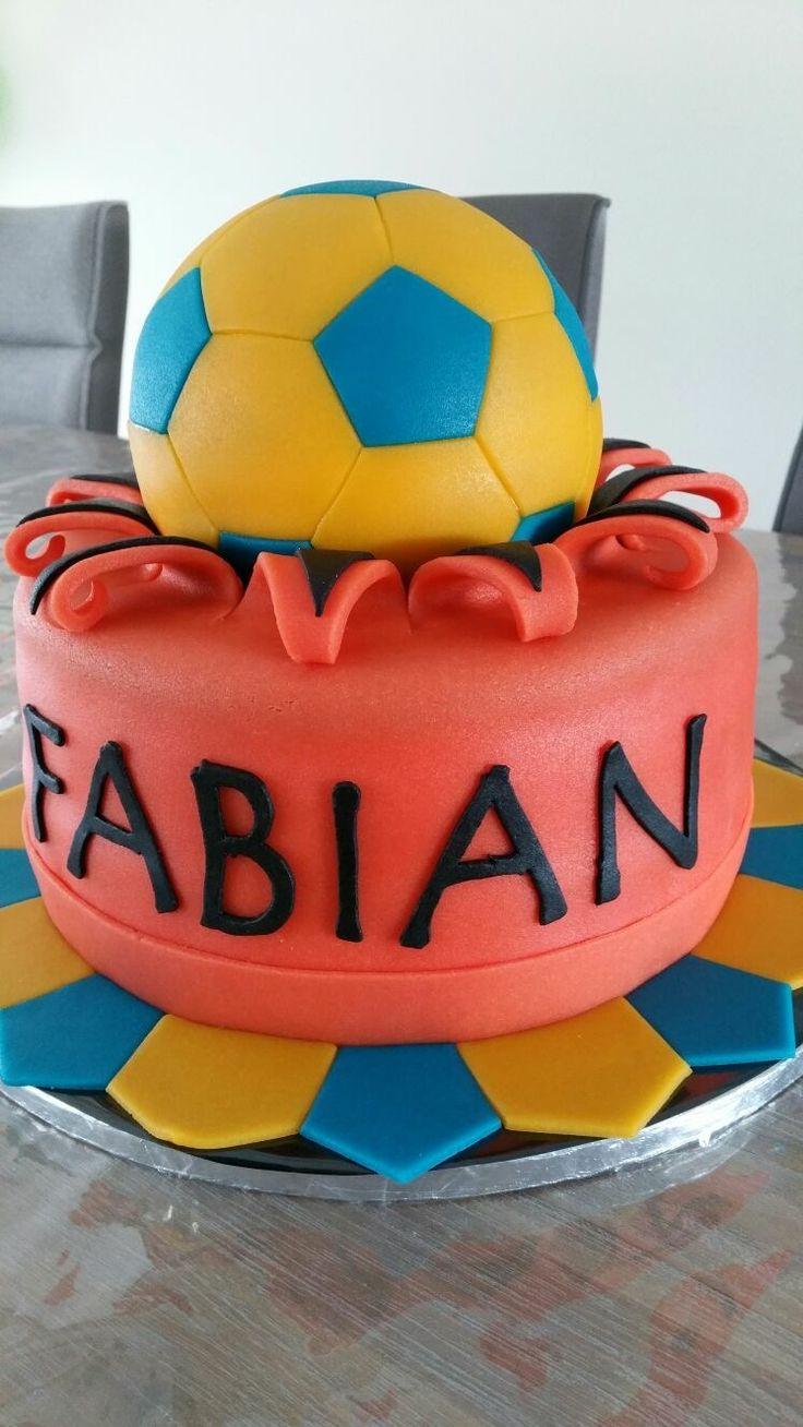 Korfbal taart