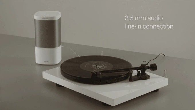 Darlite - adds bluetooth to Sonos