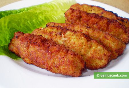 The Chicken Cutlets with Pesto Sauce Recipe | Children's Food | Genius cook - Healthy Nutrition, Tasty Food, Simple Recipes