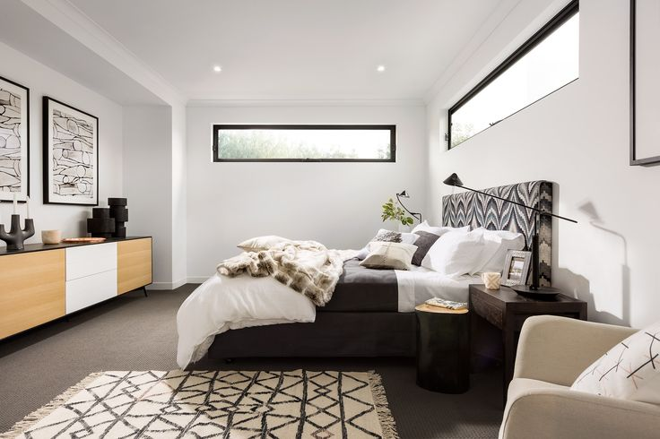 Regency 43 master suite.