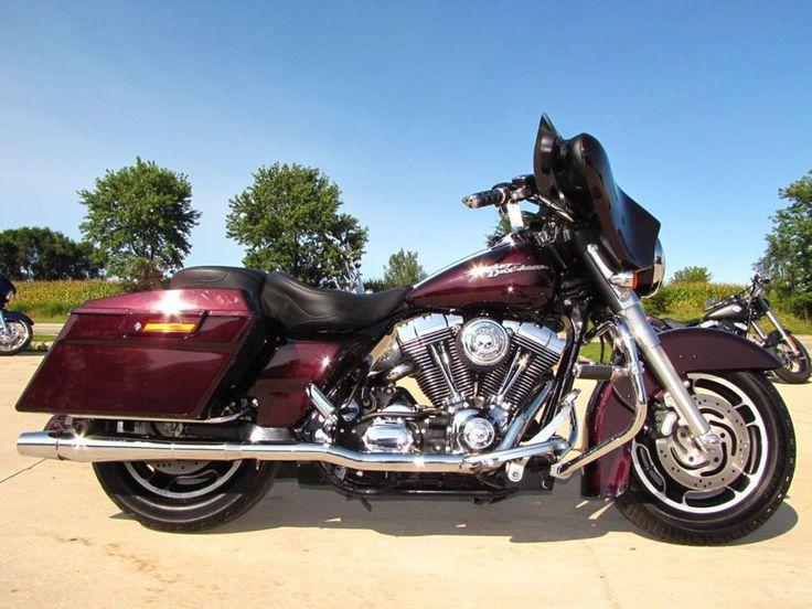 2006 Harley-Davidson Touring STREET GLIDE FLHXI #harleydavidsonstreetglideforsale