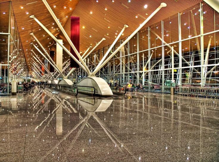 Aeropuertos de los que nunca querrás irte: Aeropuerto Internacional de Kuala Lumpur