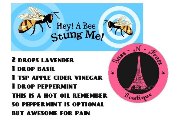 Natural Remedies For Bee Sting Allergies