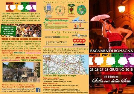 #bagnara di #romagna #giugno2015 #Festival dei #Popoli #popolipopcultfestival