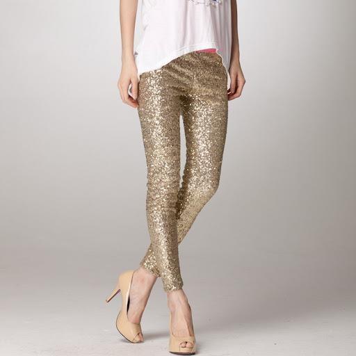 Leggins de #lentejuelas o #glitter tambien en negro. 75€    Mas modelos en: www.facebook.com/decopontelotodo