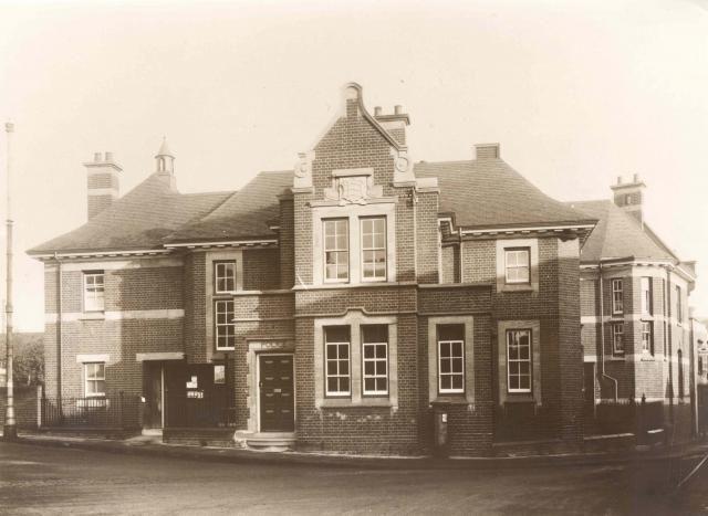 Maldon Police Station, 1930s: E2BN Gallery